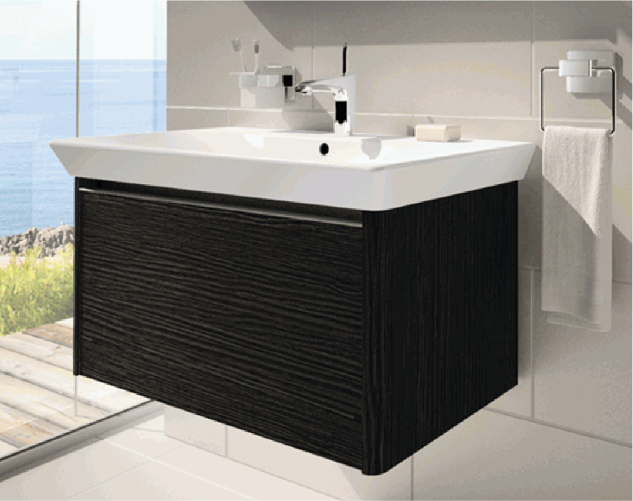 Clearstile_Wall_mounted_floating_basin_unit_with_storage