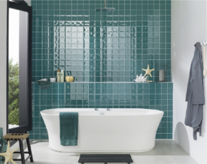 Clearstile_Bath_tubs_with_green_walled_tiles