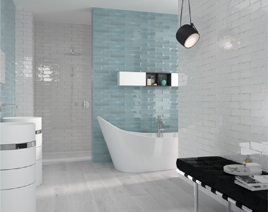 Clearstile_Decorative_Style_Bathroom_Tiles_with bathtub_wooden_flooring